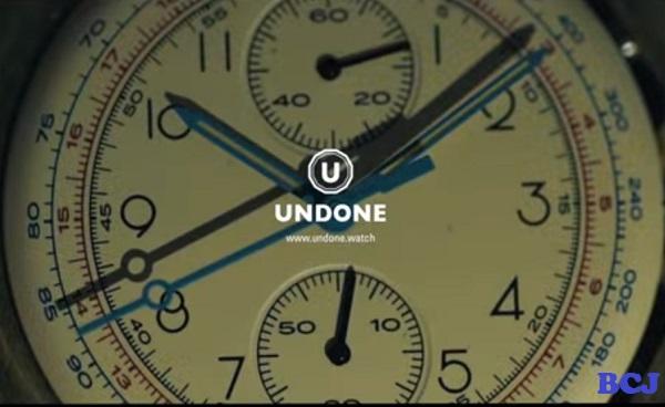 UNDONE時計