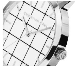 グリッド腕時計