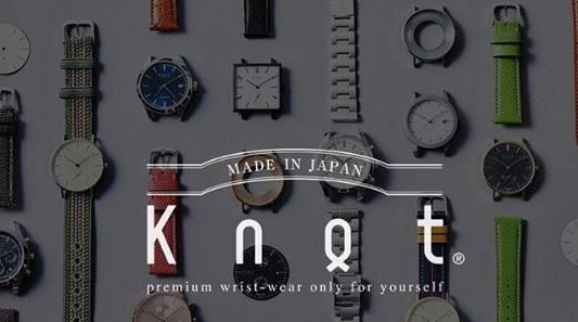 knot腕時計
