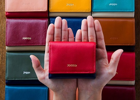 JOGGOのミニ財布