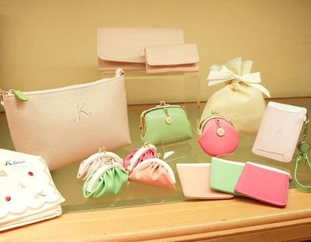 キタムラの財布や小物