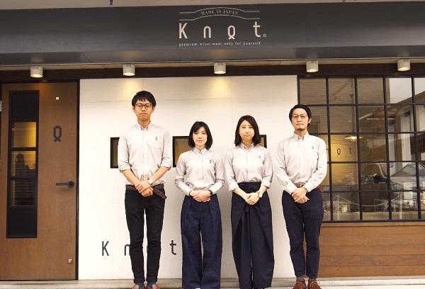 knot実店舗